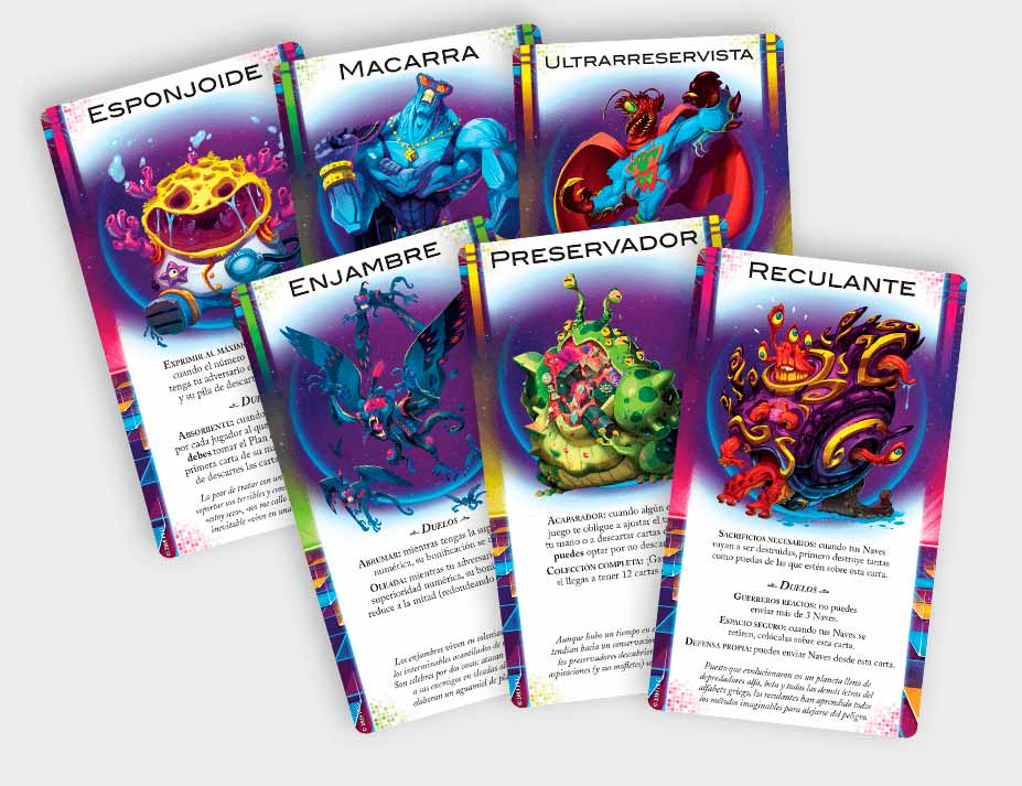 cartas cosmic encounter duel