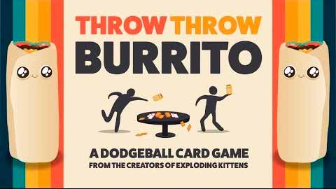 throw throw burrito español